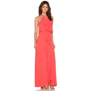 BT. POPPY Maxi Dress by BCBGMAXAZRIA Halter Maxi Gown Halter
