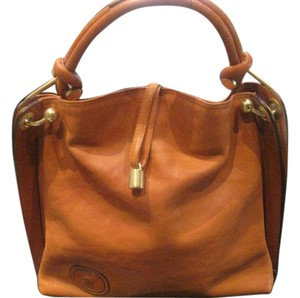 FG2 by Guer Italy Tote in Butterscotch Brown