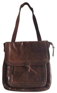 The Sak brown Messenger Bag