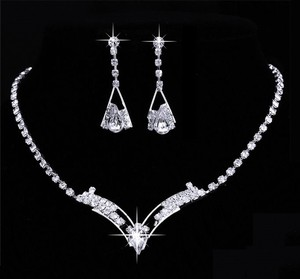 Beautiful Bridal Fashion Jewelry Set