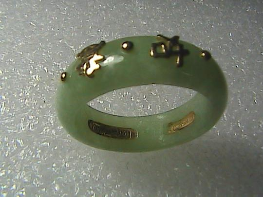 Vintage 14k Solid Yellow Gold