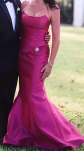Jovani Fuschia Jovani Dress
