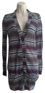 Patrizia Pepe Striped Cardigan