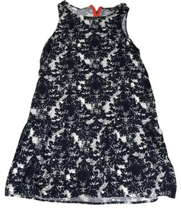 Express short dress Navy white on Tradesy