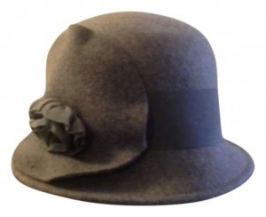 Charter Club Vintage style Derby Hat