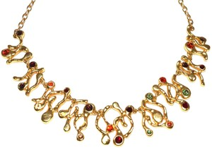 Other Opulent Collared Necklace