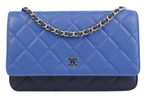 Chanel Colorblock Woc Shoulder Bag