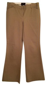 Victoria's Secret Boot Cut Pants khaki tan