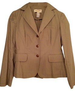 London Jean khaki tan Blazer
