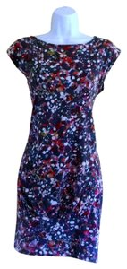 A|X Armani Exchange short dress Multicolor Abstract on Tradesy
