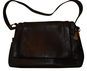 Rolfs Leather Leather Satchel in Brown