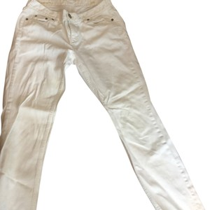 J.Crew Straight Pants White jeans