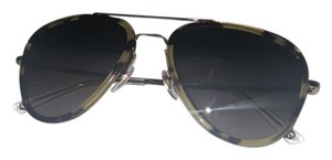 Gucci Gucci aviator style sun glasses