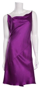 Marc Jacobs short dress Purple on Tradesy