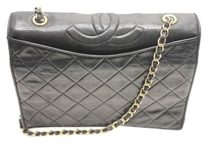 Chanel Quilted Flap Vintage Shoulder Bag