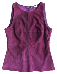 Halston Top Burgundy