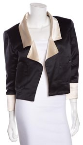 Chanel Black & Tan Jacket