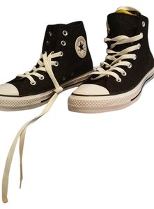 Converse Black with Shimmer Athletic