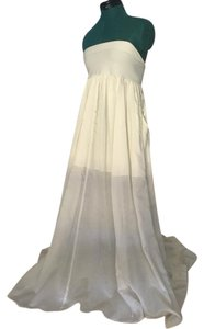 Ivory Maxi Dress by Theory #summerweight