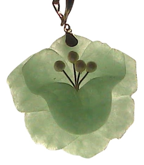 Preload https://item2.tradesy.com/images/14k-yellow-gold-pearl-and-jade-solid-enhancer-flower-pendant-1708901-0-0.jpg?width=440&height=440