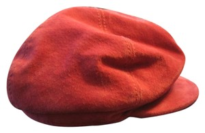 Wilsons Leather Wilson Leather Suede News Boy Cap