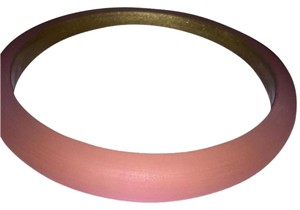 Alexis Bittar Alexis Bittar Braclet Lucite Peach Tapered Bangle