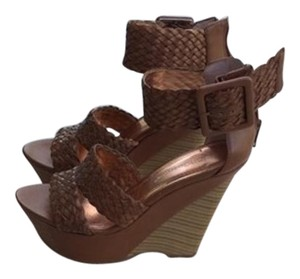 BCBGeneration brown Wedges