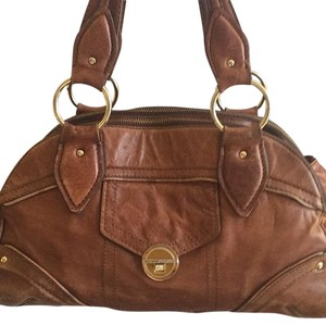 Marc by Marc Jacobs Satchel in Brown