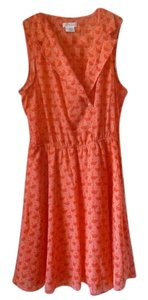 Cooperative short dress Pink Animal Hipster on Tradesy