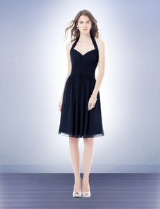 Bill Levkoff Navy 398 Dress