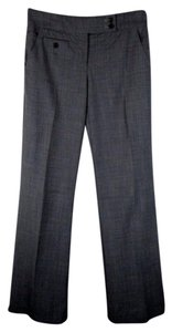 BCBGMAXAZRIA Bcbg Wool Flared Tall Straight Pants Gray