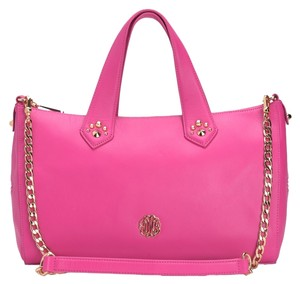 Juicy Couture Satchel in Cosmo Pink