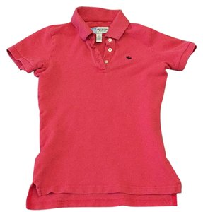 Abercrombie & Fitch T Shirt Light red