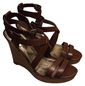 Coach Cowboy Wedges
