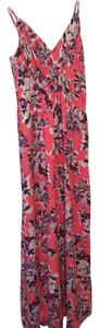 Pink, floral Maxi Dress by Yumi Kim