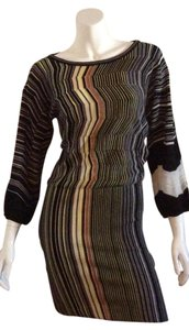 M Missoni short dress Multi colors on Tradesy