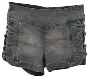 Free People Mini/Short Shorts Denim