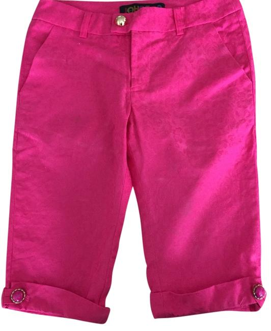 Betsey Johnson Shorts Pink