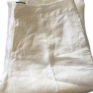 Eileen Fisher Baggy Pants White