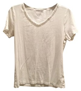 Talbots T Shirt White