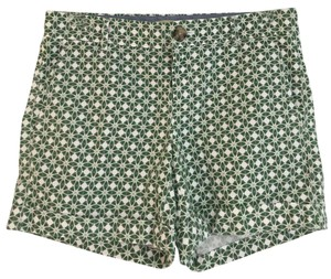 Banana Republic Skort Green/White