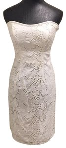 Philosophy di Alberta Ferretti short dress White on Tradesy