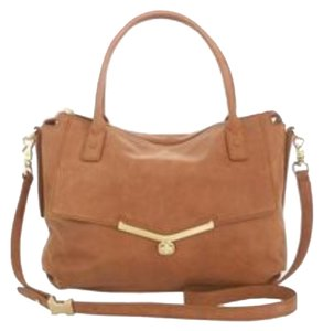 Botkier Valentina Tan Camel Shoulder Bag