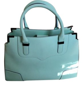 Rebecca Minkoff Modern Chic Officewear Tote in Mint Green