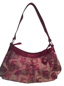 Liz Claiborne Shoulder Satchel in Pink