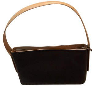 Beijo Satchel in Black/tan