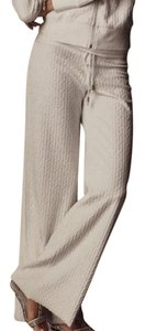 CAbi Straight Pants White