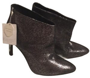 Zara Black and silver Boots