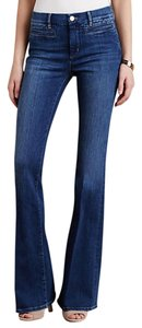 MiH Jeans Marrakesh High Rise Flare Leg Jeans-Light Wash