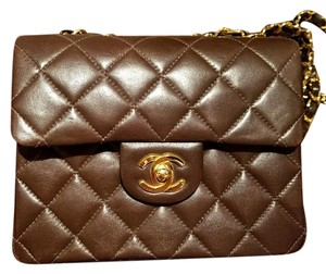 Chanel Classic Front Flap Cross Body Bag